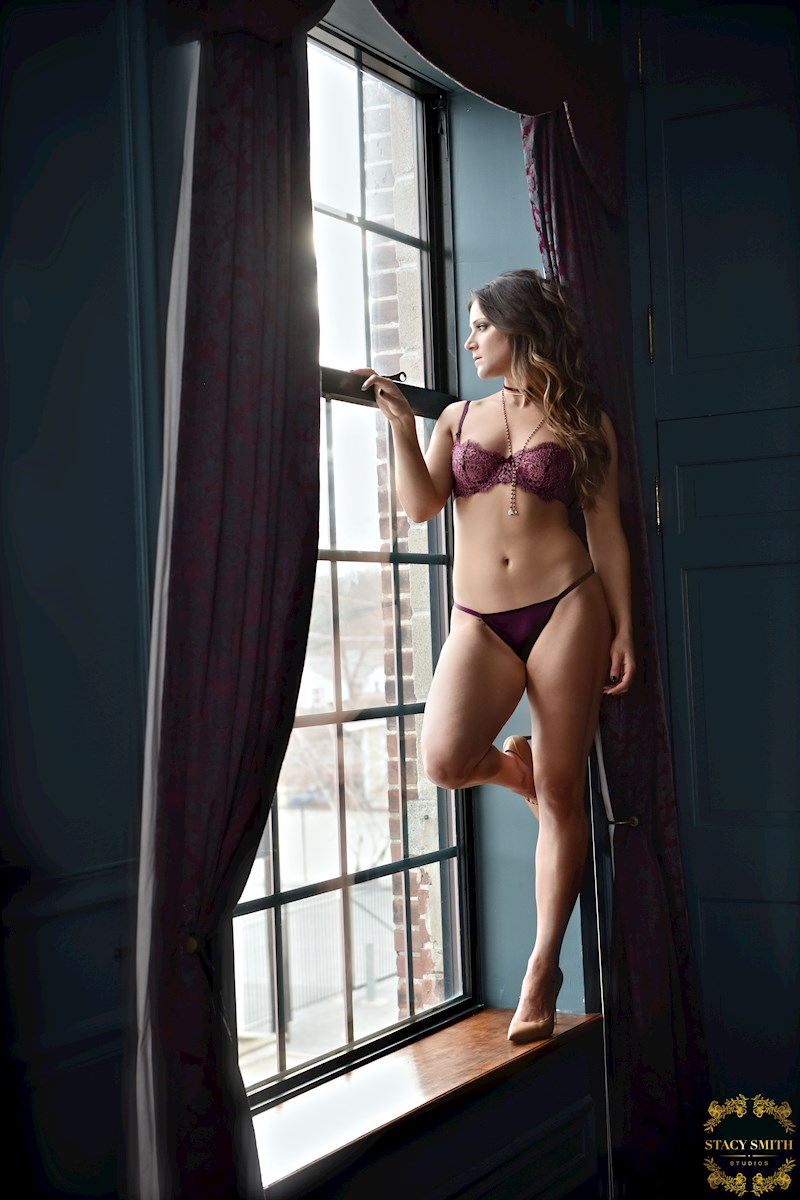 lingerie photography