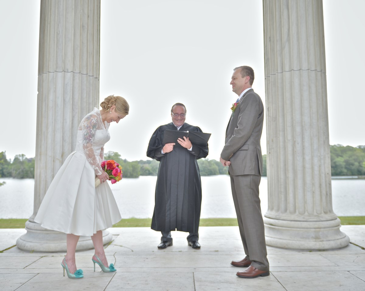 Married at the Alter